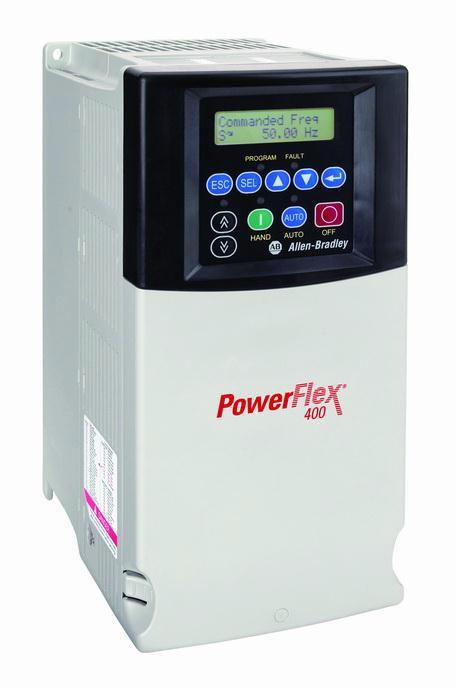 Устройство управления электродвигателем низкого напряжения PowerFlex 400
