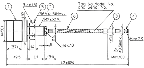 Модель VK 263P