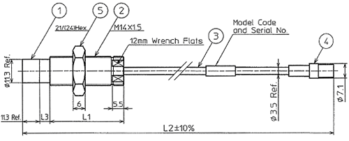 Модель VK 452A