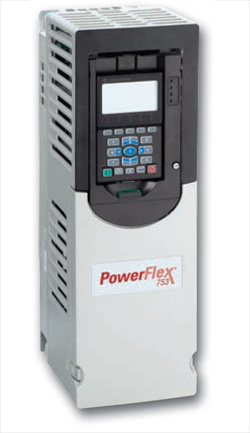 Преобразователь переменного тока PowerFlex 753