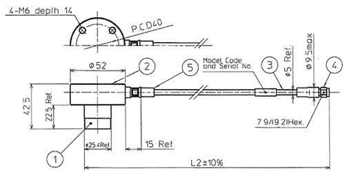 Модель VK 143P
