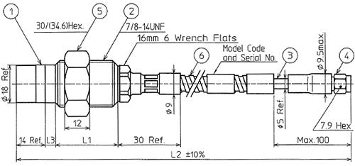 Модель VK 602P