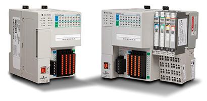 Программируемые контроллеры CompactLogix